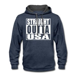Straight outta USA